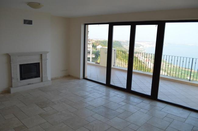 Luxury penthouse for sale on the Bulgarian sea coast