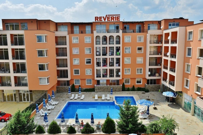 Holiday apartment in Sunny Beach Bulgaria
