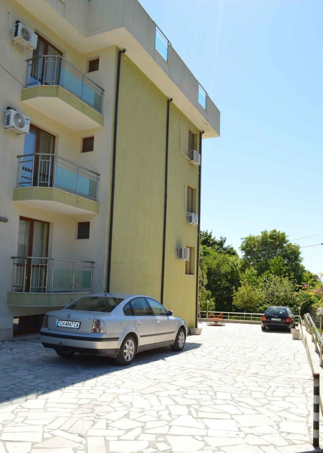 Coastal apartment Bulgaria White Lagoon beach