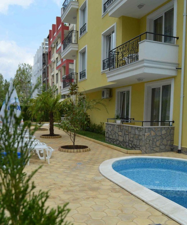 Low price studios for sale in Sunny Beach