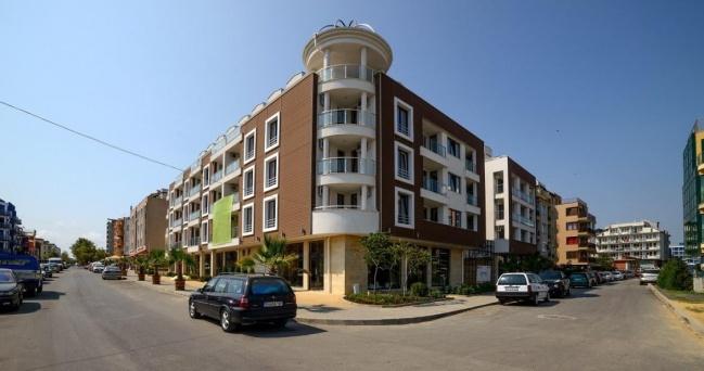 Luxury beach apartments for sale in Primorsko