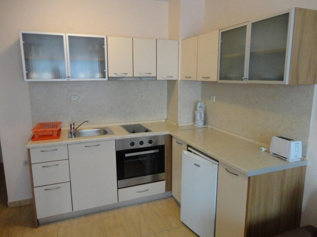 Furnished 1-bed apartment in Sunny beach - 3 years interest free payment plan