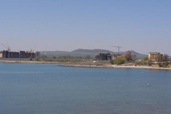 Waterfront building plots for sale in Aheloy near Bourgas