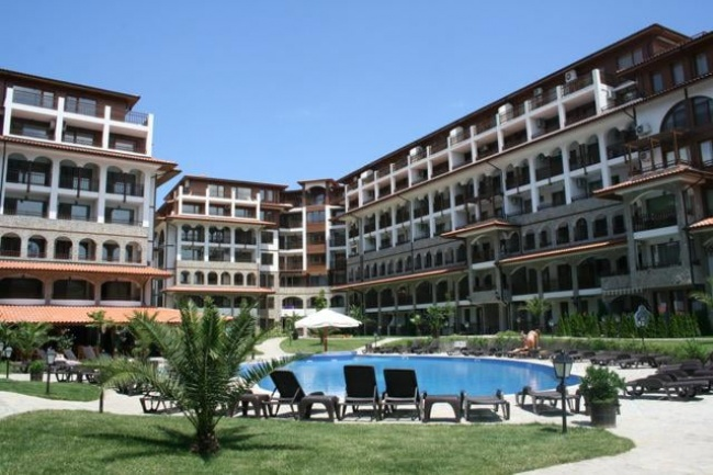Olymp St Vlas - beach apartments for sale