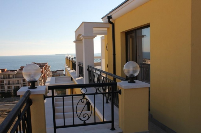 Newly built apartments for sale in St Vlas Bulgaria