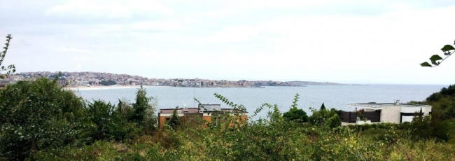 Building plot with project for sale in Sozopol Bulgaria