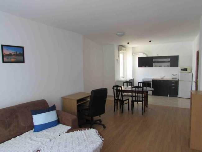 One bedroom apartment in a quiet area in Sunny Beach