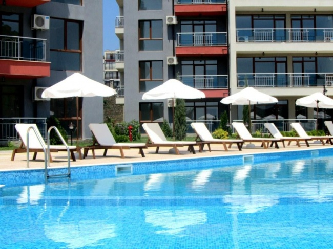 Apartments in Bulgaria - St. Vlas riviera
