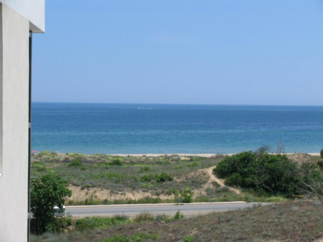 Beach front apartment for sale near Sozopol