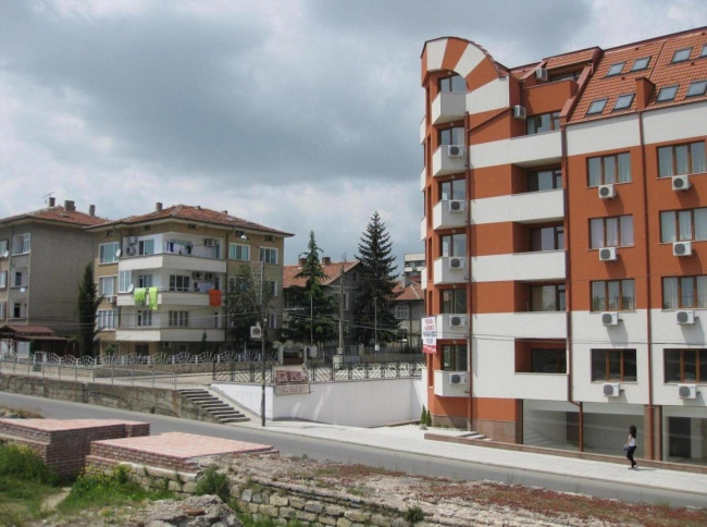 Apartments near mineral water springs in Hisarya