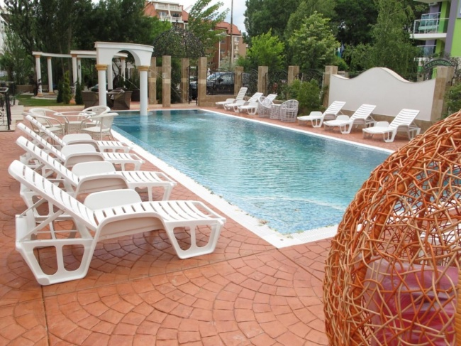 Newly built apartments for sale in Sunny Beach