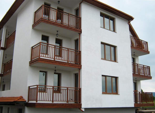 Beach condos in Bulgaria, Lozenets
