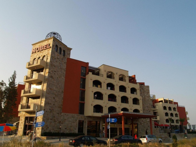 Hotel suites for sale in Sunny Beach