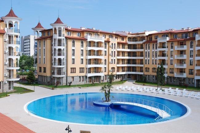 Royal Sun - luxury apartments for sale in Sunny Beach