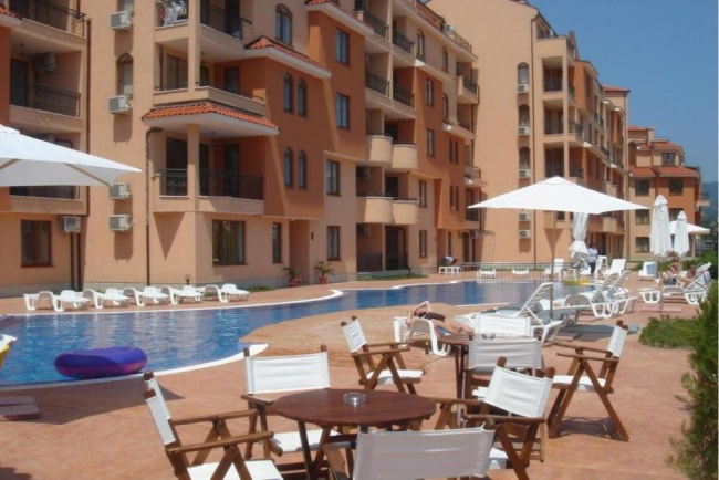 One bedroom apartments in Sunny Beach