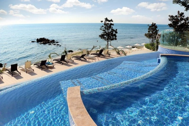 Luxury beach apartments near Golden Sands and Varna