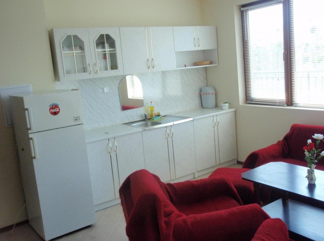 Spacious one bedroom apartment in Sunny Beach