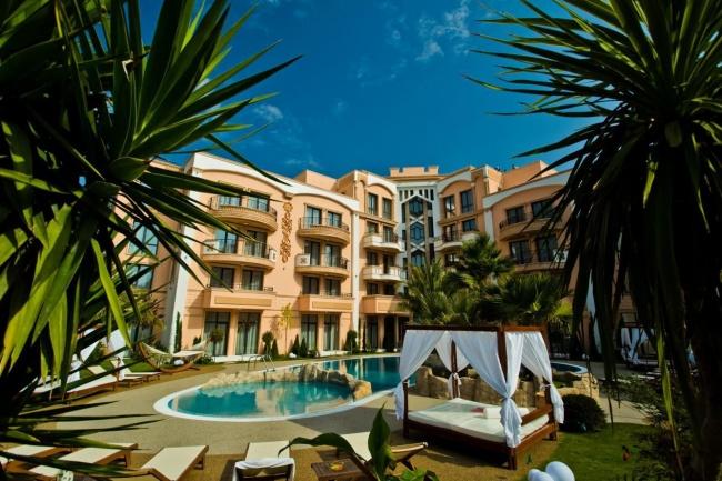 Sunny Beach flats for sale