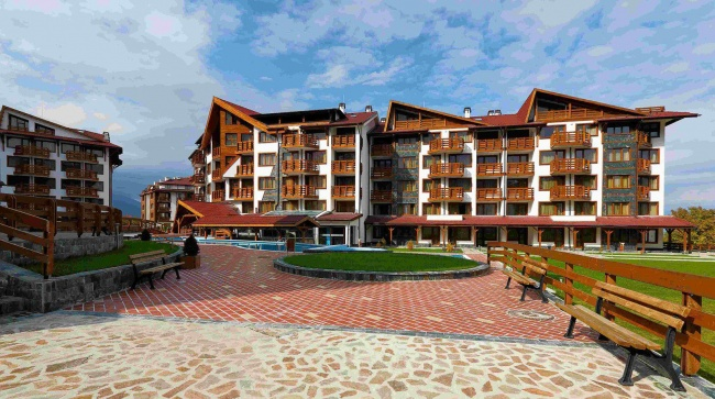 Apartments in Bansko low price