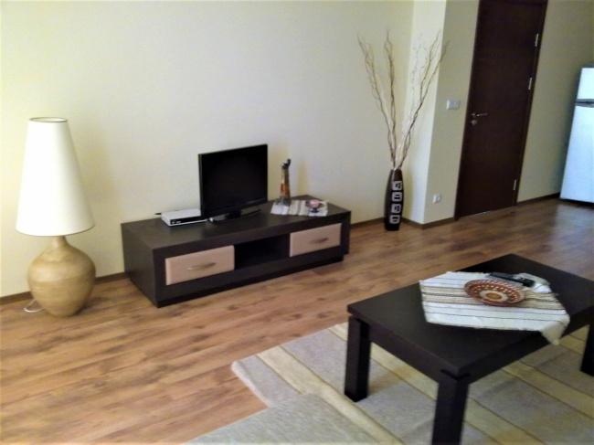 For sale modern apartment in Balchik overlooking the yachtport