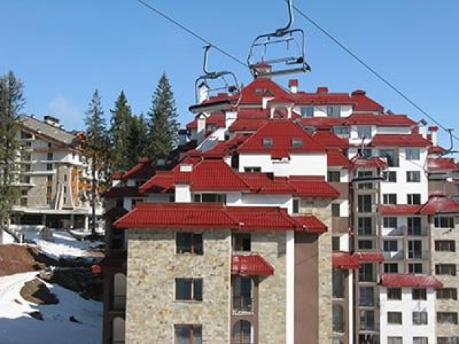 Ski apartments in Pamporovo