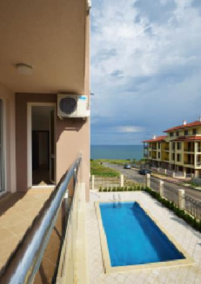 Sea view villas in Balchik near beach