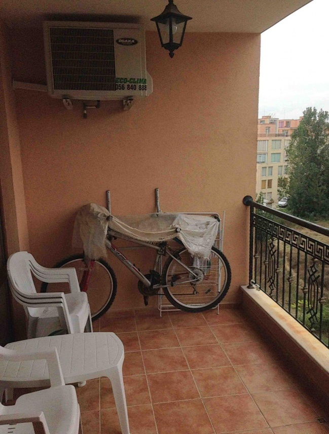 Fully furnished one bedroom apartment for sale in Sunny Beach