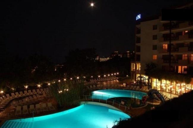 Hotel studio in Golden Sands Bulgaria
