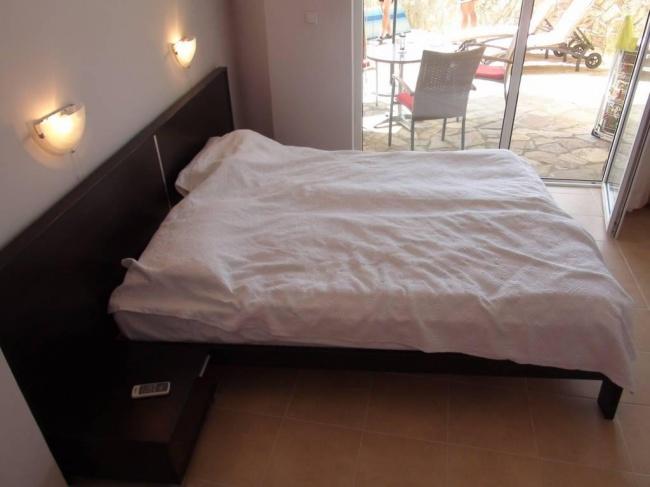 Seaview apartment in St. Vlas