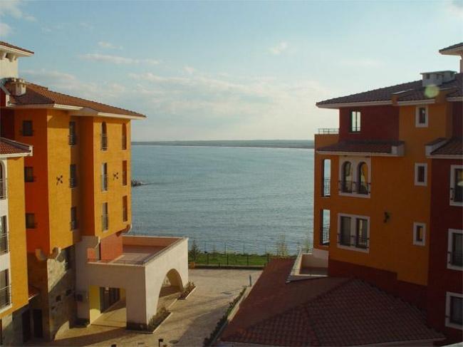 Marina Cape Bulgaria apartments for sale