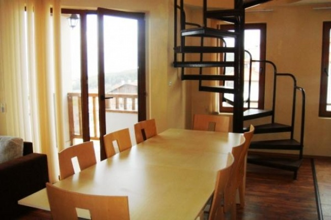 Exclusive 3 bedroom duplex in Bansko for sale