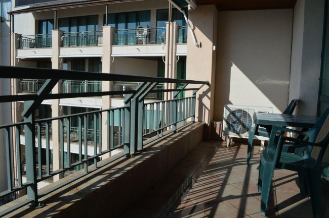 Sea front apartments in Balchik