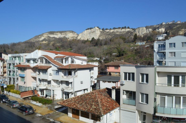 Sea front apartments in Balchik