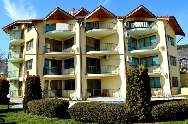 Low price apartment for sale in Balchik