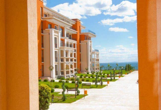 Superb sea front apartments in Sunny Beach area
