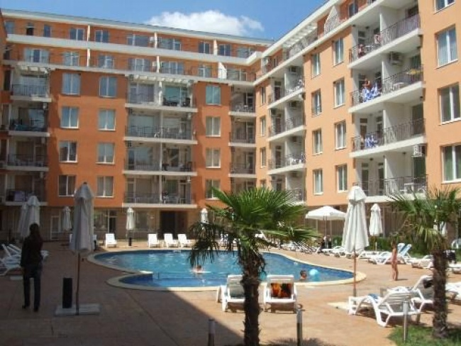 Large duplex apartment in Sunny Beach low price