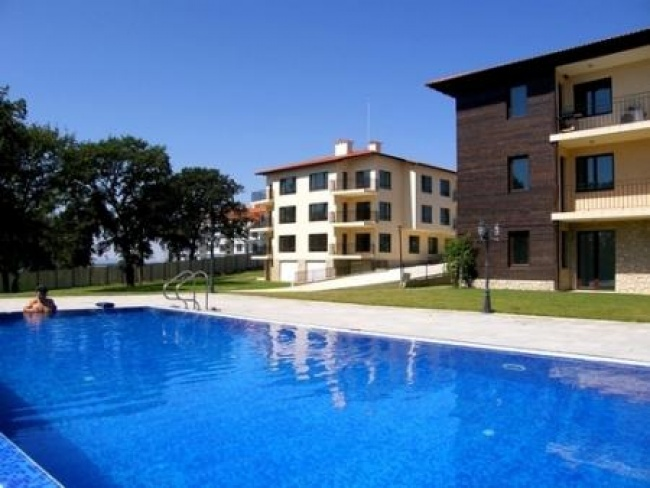New built 2-bedroom apartment for sale near Varna