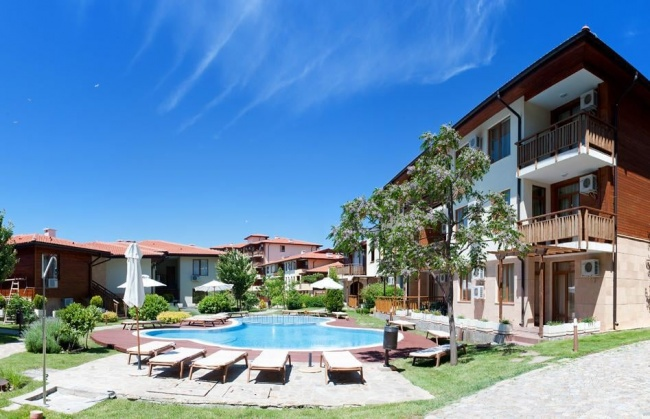 Sea view apartments for sale in St Vlas