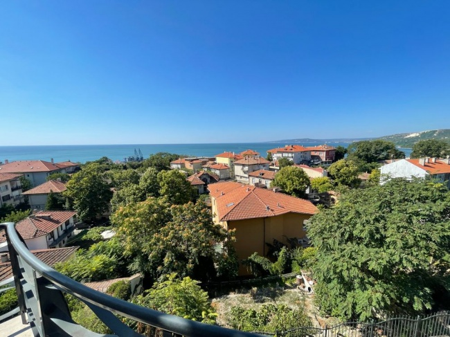 One bedroom apartment in Balchik for sale
