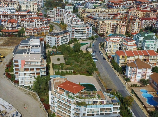 Apartments in Bulgaria - St. Vlas riviera