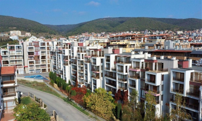 New apartments for sale in St Vlas
