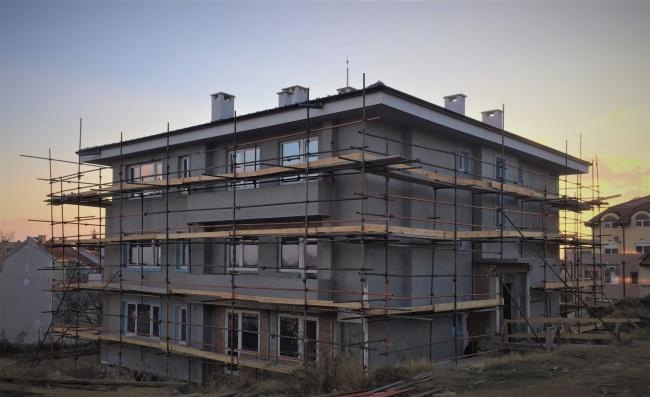 New built apartments for sale in Sliven - Villa Magnolia