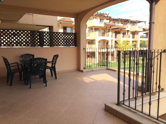 Exclusive 2 bedroom apartment in Kaliakria resort