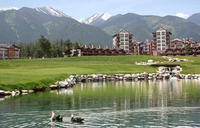 Apartments for sale in Pirin Golf Country Club near Bansko