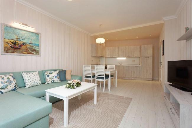 Luxury beach apartments near Golden Sands and Varna