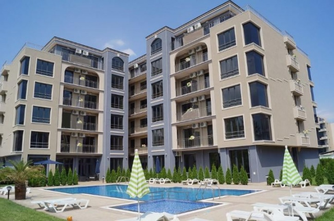 Holiday flats for sale in Sunny Beach, Bulgaria