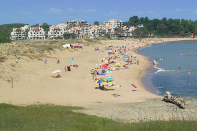 Beach villas in Bulgaria