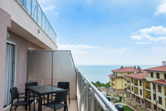 Coastal condos for sale in Bulgaria at low prices