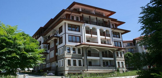 New apartments for sale in St. Vlas