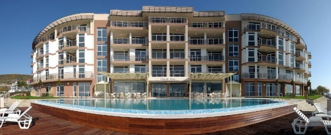 Apart hotel Royal Bay - White Lagoon, Balchik